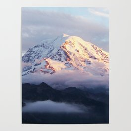 Marvelous Mount Rainier 2 Poster