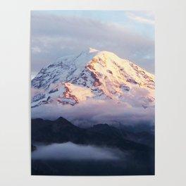 Marvelous Mount Rainier 2 Poster