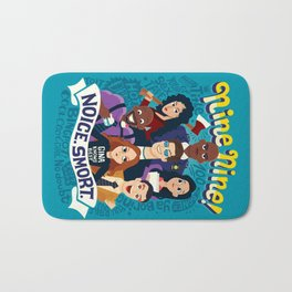 Nine Nine Bath Mat