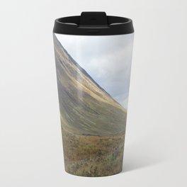 The curve of time spent in Glen Etive Travel Mug