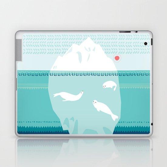 The Ice Lovers Laptop & iPad Skin