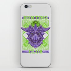 Hunting Club: Brachydios iPhone & iPod Skin