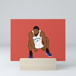 The Shot Mini Art Print