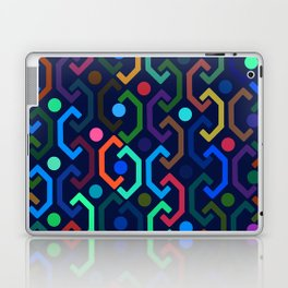 Ethnic Pattern (by night) Laptop & iPad Skin