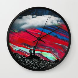 Pavalanche Wall Clock
