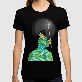 Eternal Samurai I T-shirt