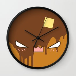Imperator Pancakes Wall Clock