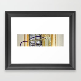 In the Mirrow Framed Art Print