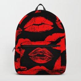 Lips 3 Backpack