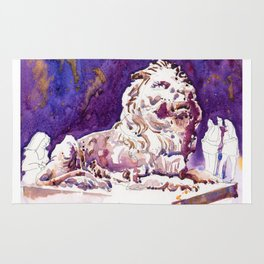 20170101 Stephen HSBC Lion Rug