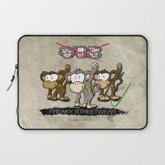 Protest Monkeys Laptop Sleeve