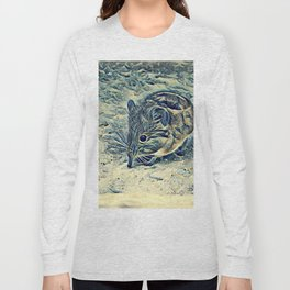 elephant shrew (Macroscelididae) Long Sleeve T-shirt