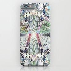 Kaleidoscopic Diamonds Slim Case iPhone 6s