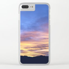 """Sunrise Horizon 2"" by Murray Bolesta Clear iPhone Case"
