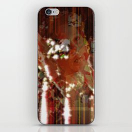 Red Rising. iPhone Skin