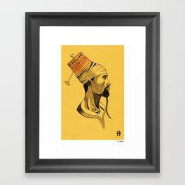 Le Sage Mangbetu Framed Art Print