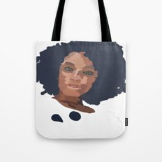 Natural Hair  Tote Bag