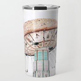 Mushroom Carousel Travel Mug