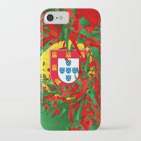 portugal iPhone & iPod Cases featuring Portugal by Danny Ivan