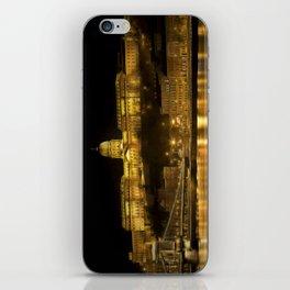Budapest Golden Night iPhone Skin