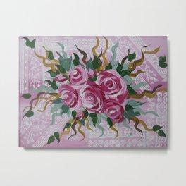 roses (2 of 3) Metal Print