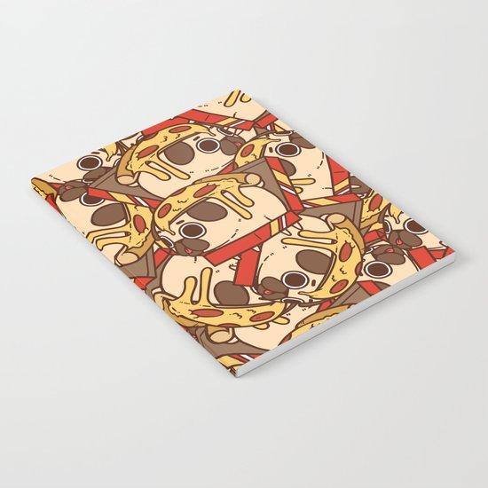 Puglie Pizza Notebook