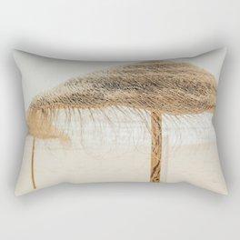 beach dreams III Rectangular Pillow