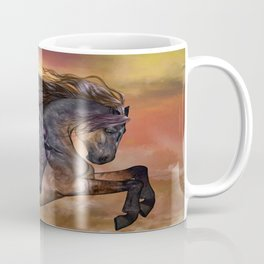 HORSES - On sugar mountain Coffee Mug