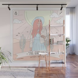 Sagittarius  - The Explorer Wall Mural