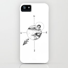 New Zealand's beauty *Whitianga iPhone Case