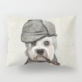 Sir Dandie Dinmont Terrier Pillow Sham
