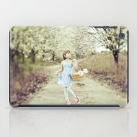 dorothy iPad Cases featuring Dorothy by Malice of Alice