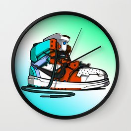 AJ1 evolution Pro Wall Clock
