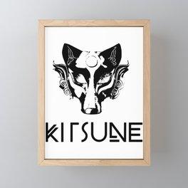 KTSUNE Framed Mini Art Print