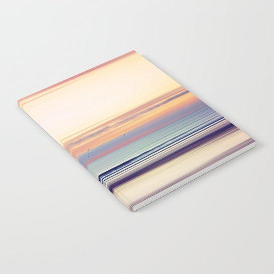 Pastel Horizons Notebook