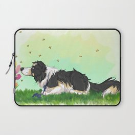 I Watch The Bees Laptop Sleeve