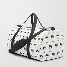 Mexican woman Duffle Bag