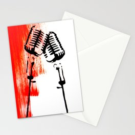Lets Duet Stationery Cards