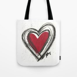 Your Heart is your Best Secret Tote Bag