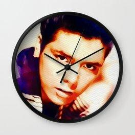 Cliff Richard, Music Legend Wall Clock