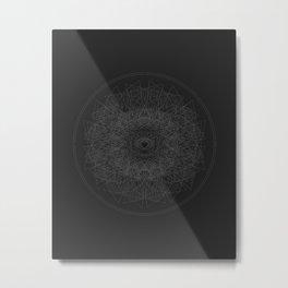 Karma Two Metal Print
