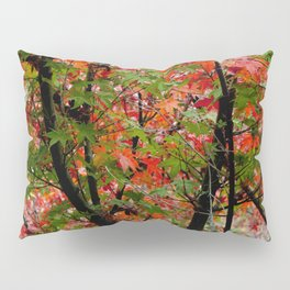 Japanese Maple Pillow Sham