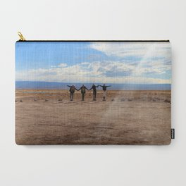 Travels Carry-All Pouch