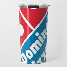 Dominos Pizza Logo Travel Mug