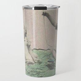 Cassette Playing Travel Mug