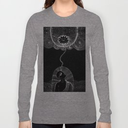 Divine Lotus  Long Sleeve T-shirt