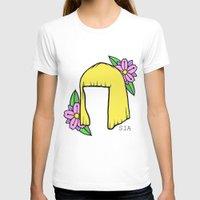 sia T-shirts featuring SIA BOB by Melina Espinoza