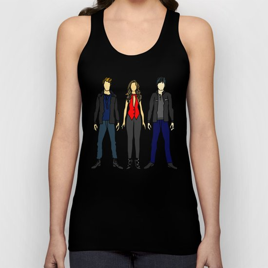 Outfits of Vamps Unisex Tank Top