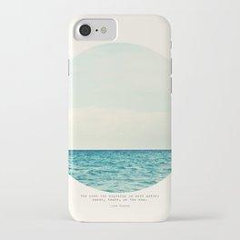 Salt Water Cure iPhone Case