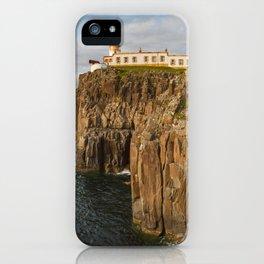Neist Point Lighthouse iPhone Case
